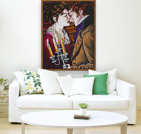 Eternal love  Art