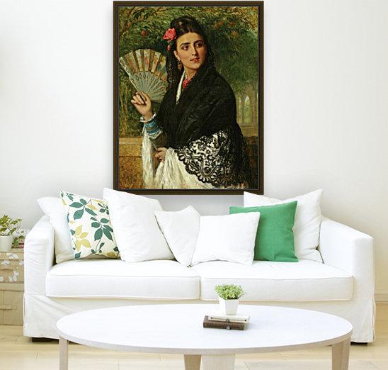 The Pride of Seville  Art