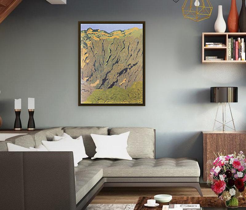 Cliffs by Felix Vallotton  Art