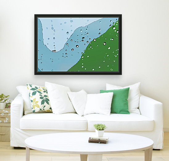 Raindrops 1   Art