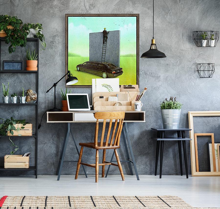 personal wall Print