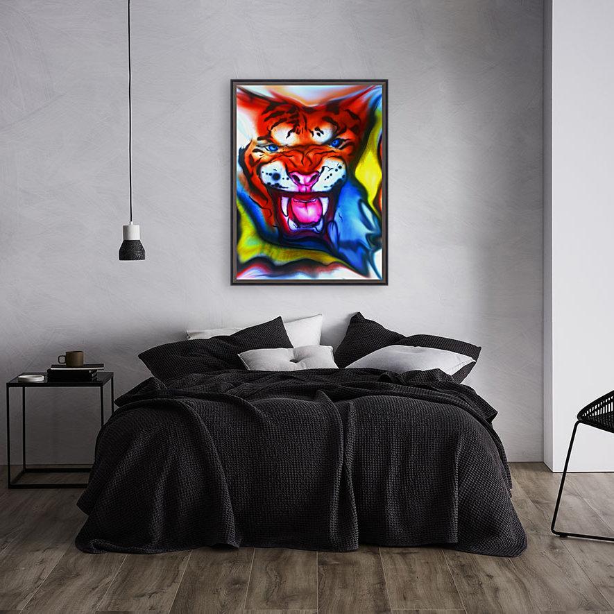 tiger1  Art