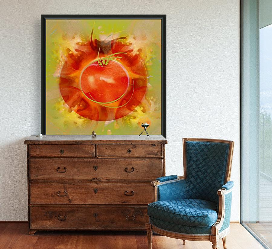 Illustration Of Tomato  Art