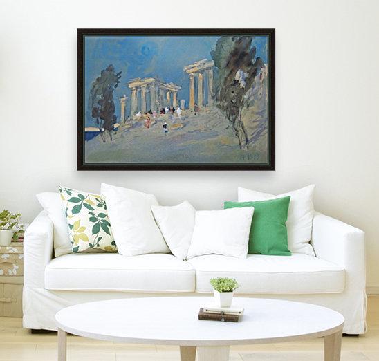 Paestum, Italy  Art