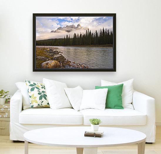 Mountain Landscape, Banff National Park, Alberta, Canada  Art