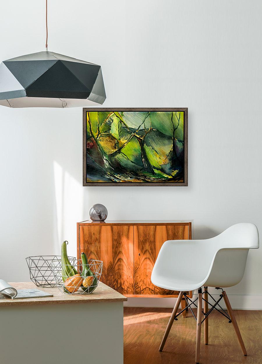 Inner landscape   Art