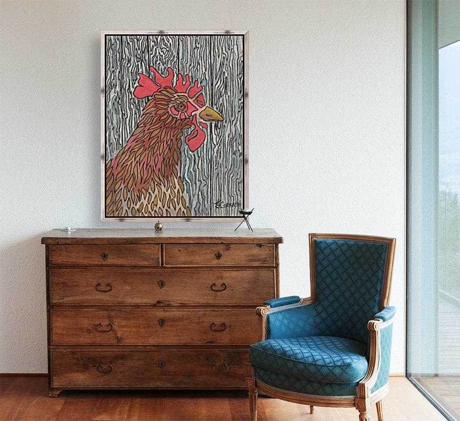 Cornish Mother  Art