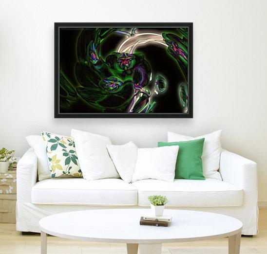 Orchid in Glow  Art