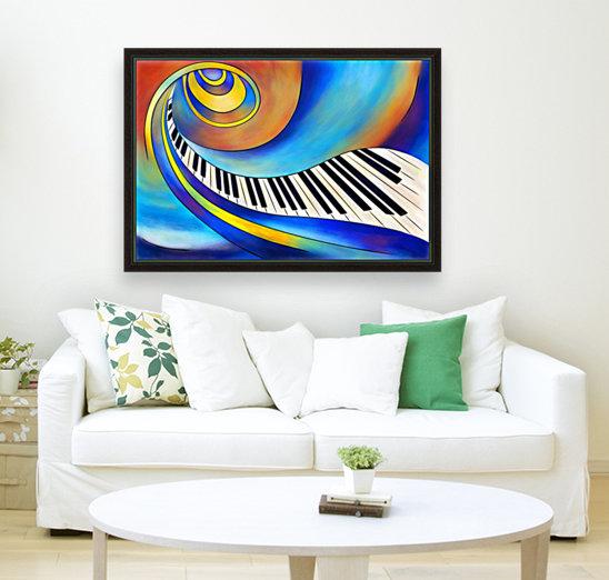 Redemessia - spiral piano  Art