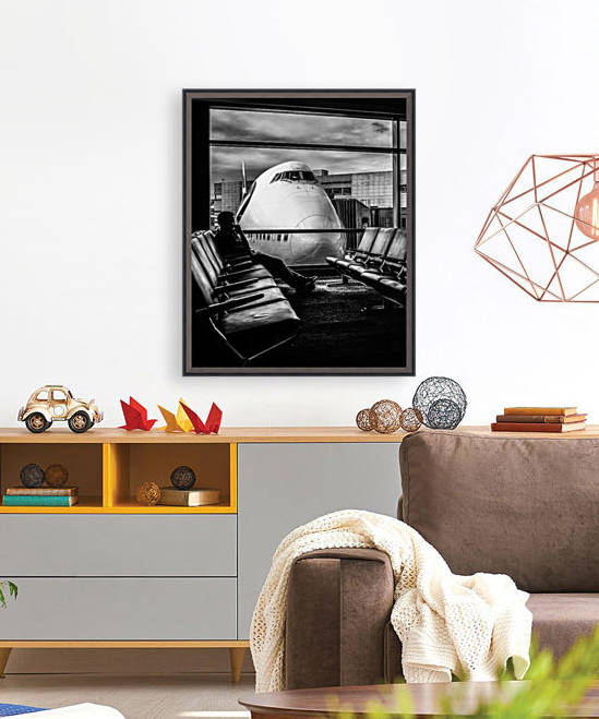 Living Room Art Collection