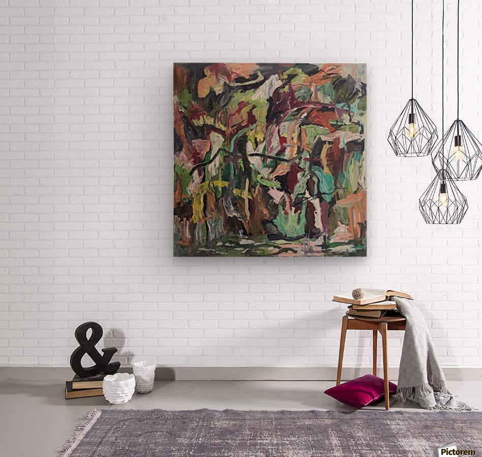 Haramara  Wood print