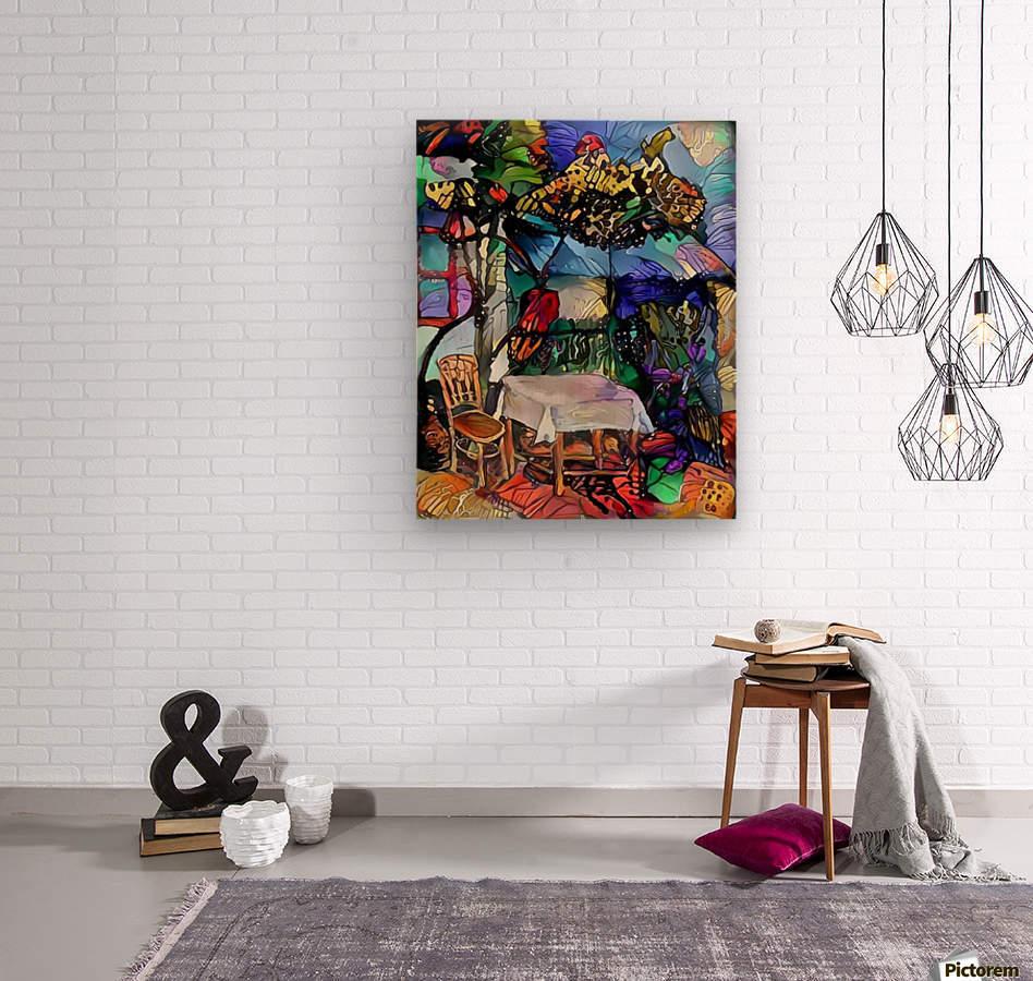F103.1 40X50  Wood print