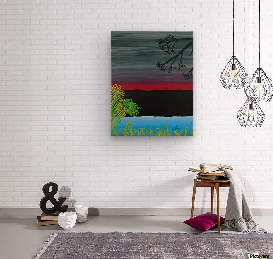 51 x2_51__1 3__view R  Wood print
