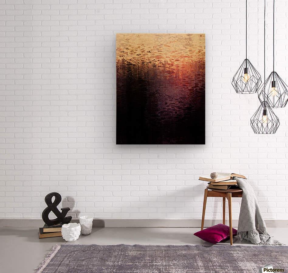 Promise  Wood print