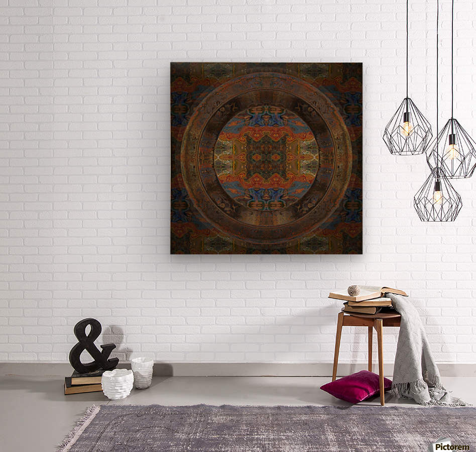 Orin's Belt  Wood print