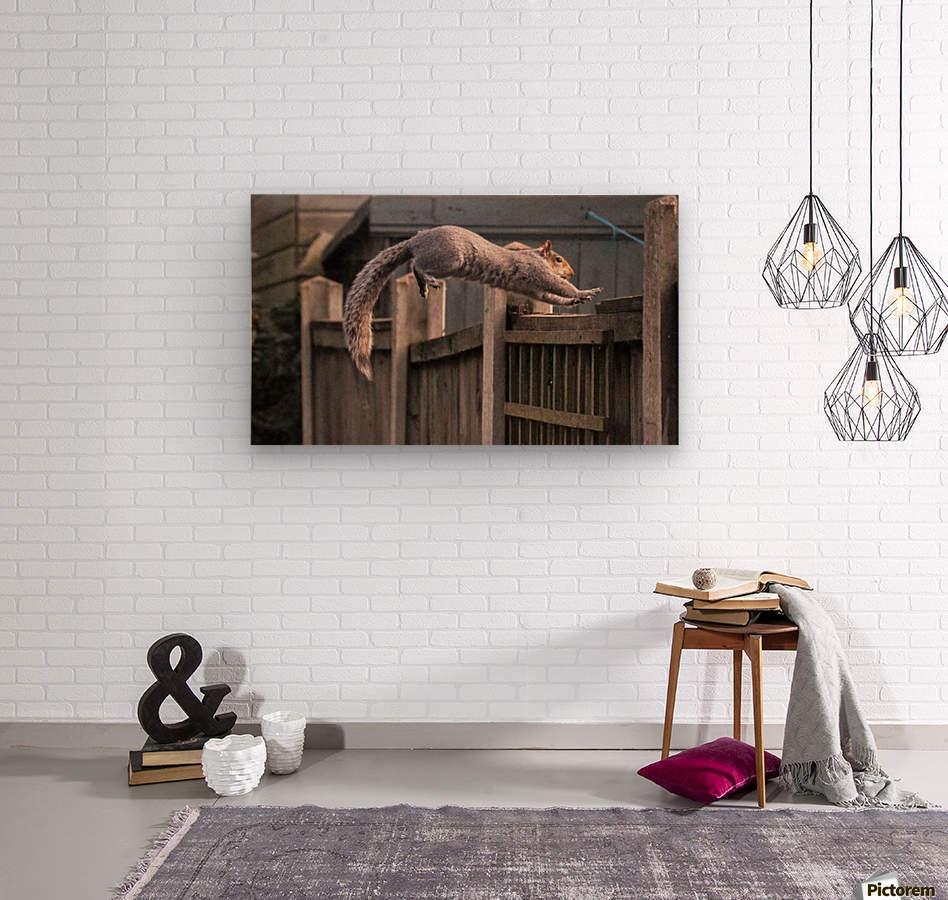 Contact  Impression sur bois