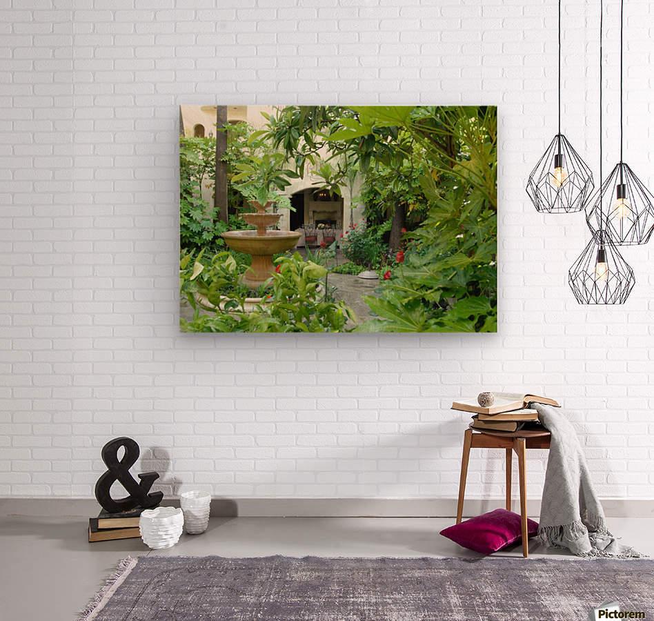 Kenwood Inn  Wood print