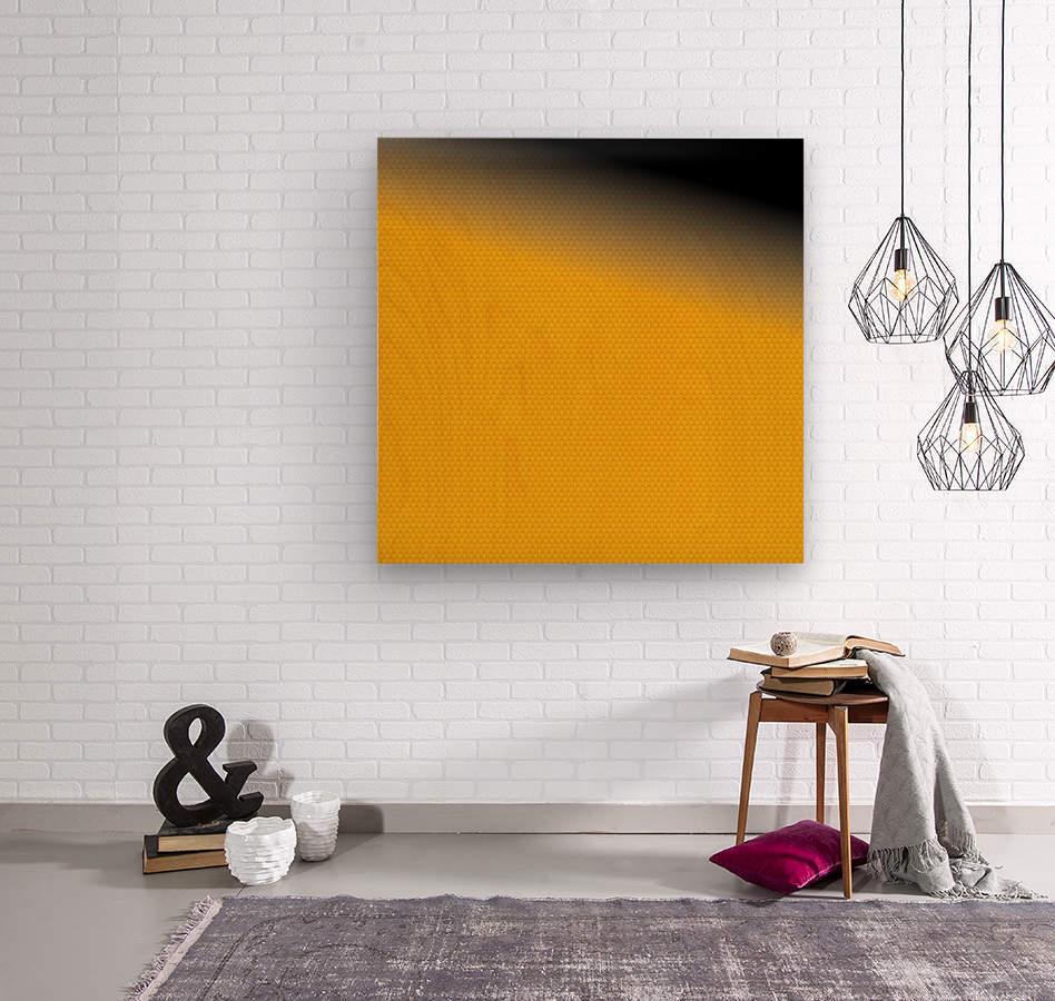 backdrop  Wood print