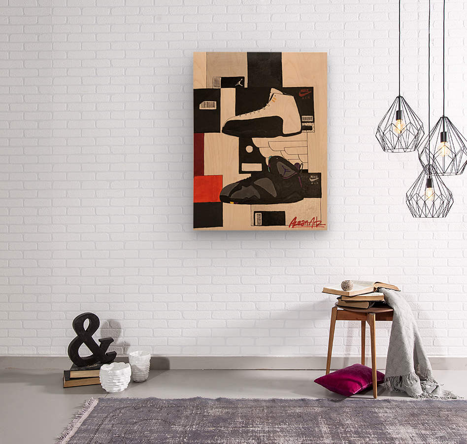 Top 5 - 2  Wood print