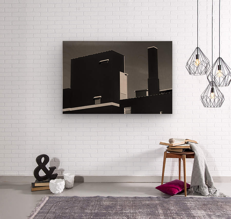 The Loewy  Wood print
