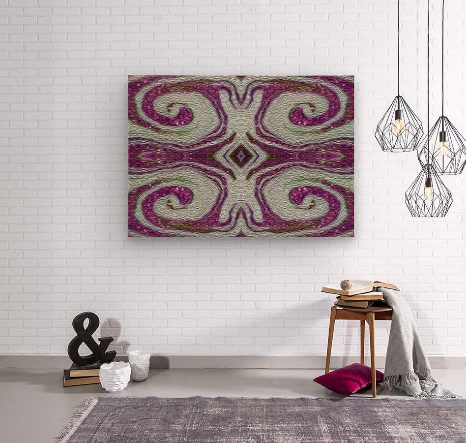 IkeWads014  Wood print