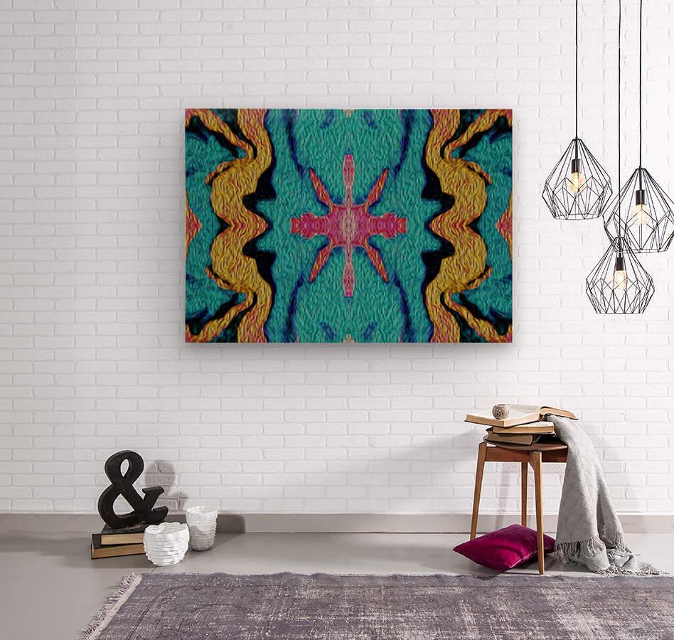 IkeWads085  Wood print
