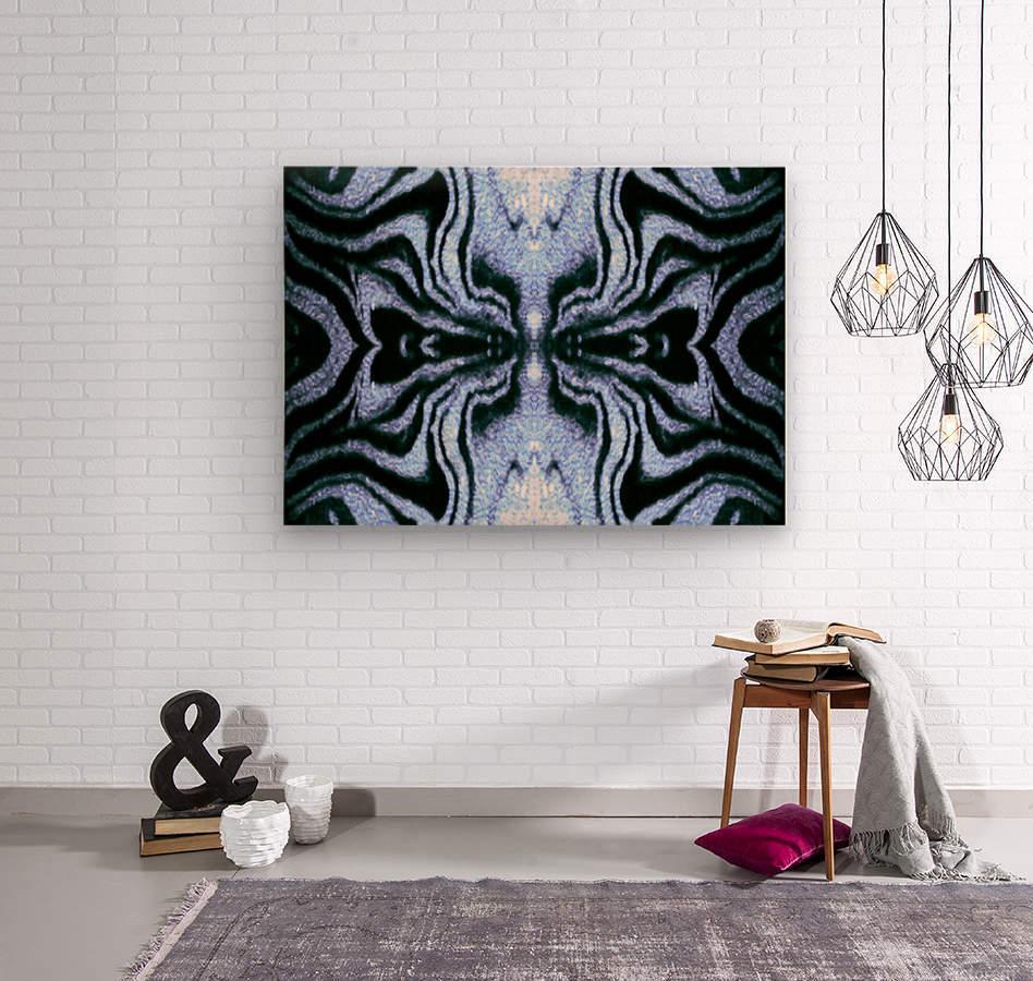 IkeWads104  Wood print