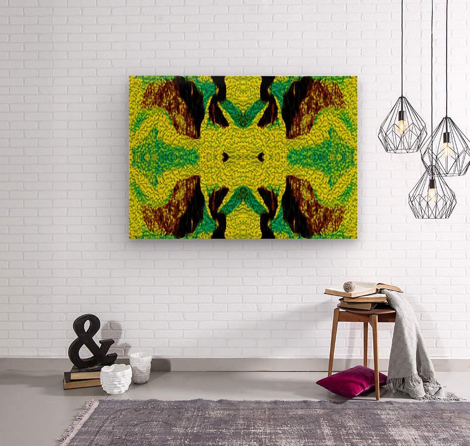 IkeWads113  Wood print