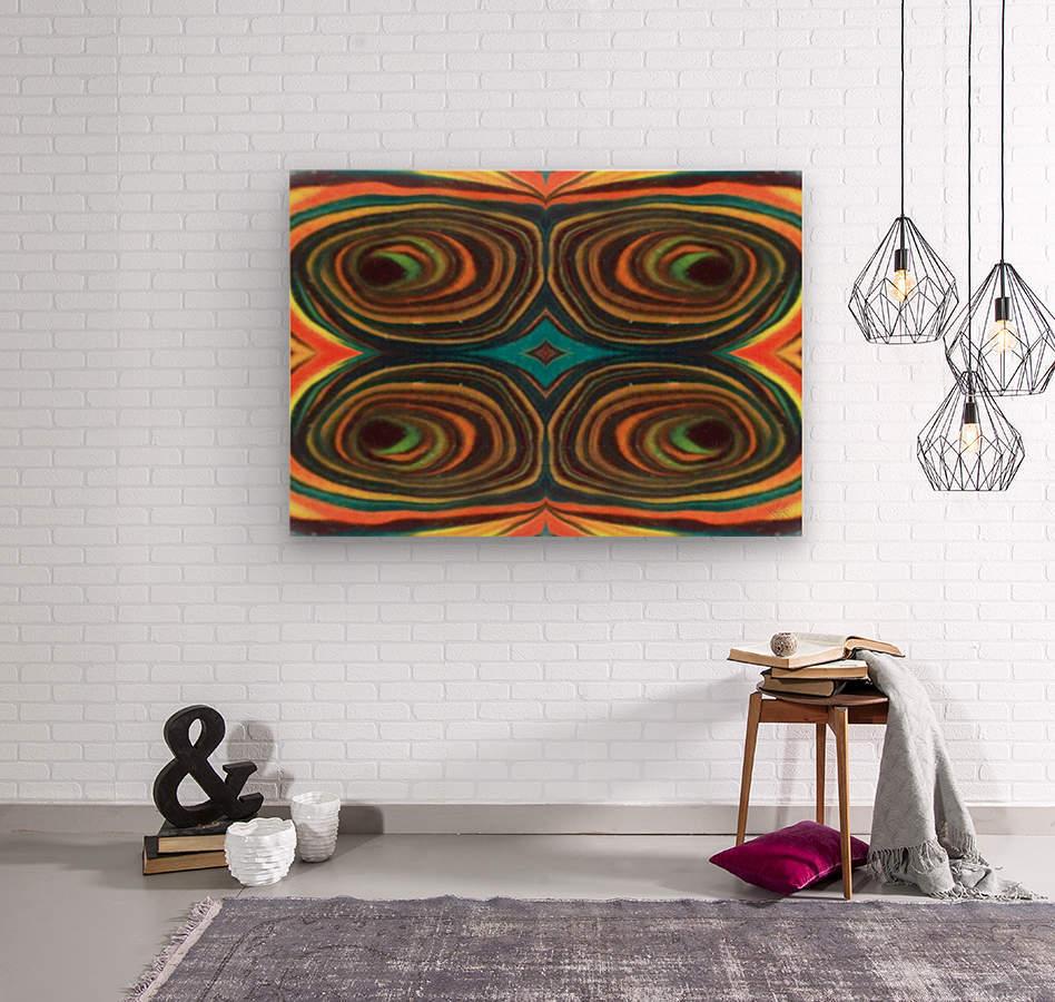 IkeWads151  Wood print