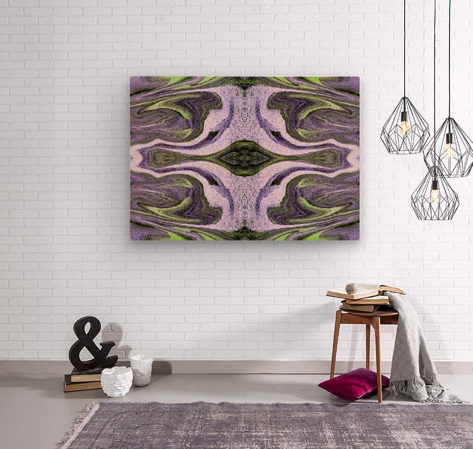 IkeWads169  Wood print