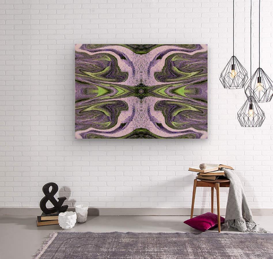 IkeWads168  Wood print