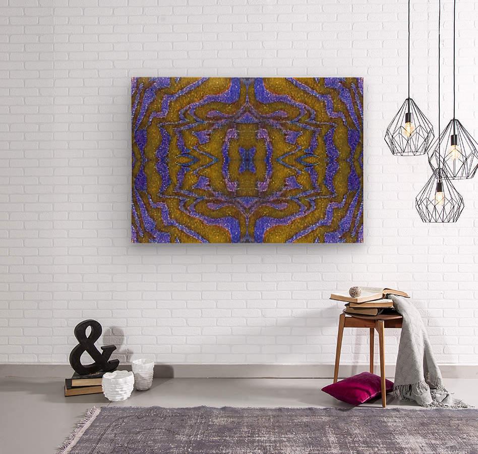IkeWads176  Wood print