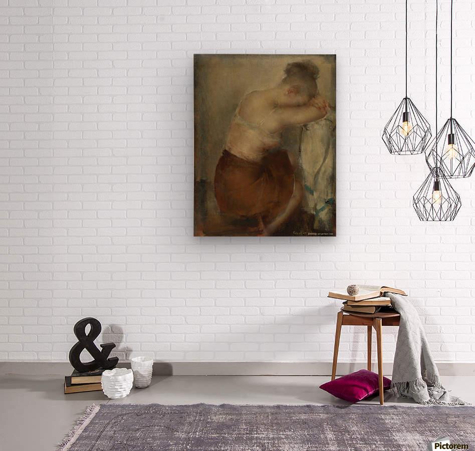 Natasha  Wood print