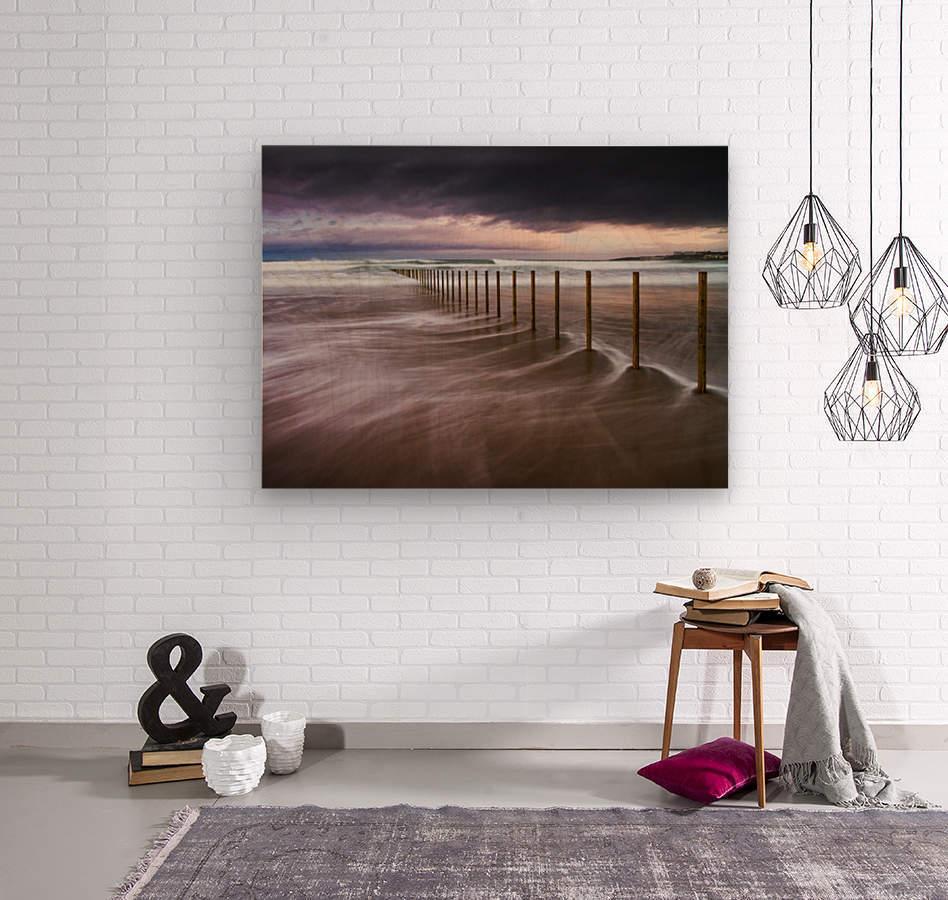 Portstewart Strand  Wood print