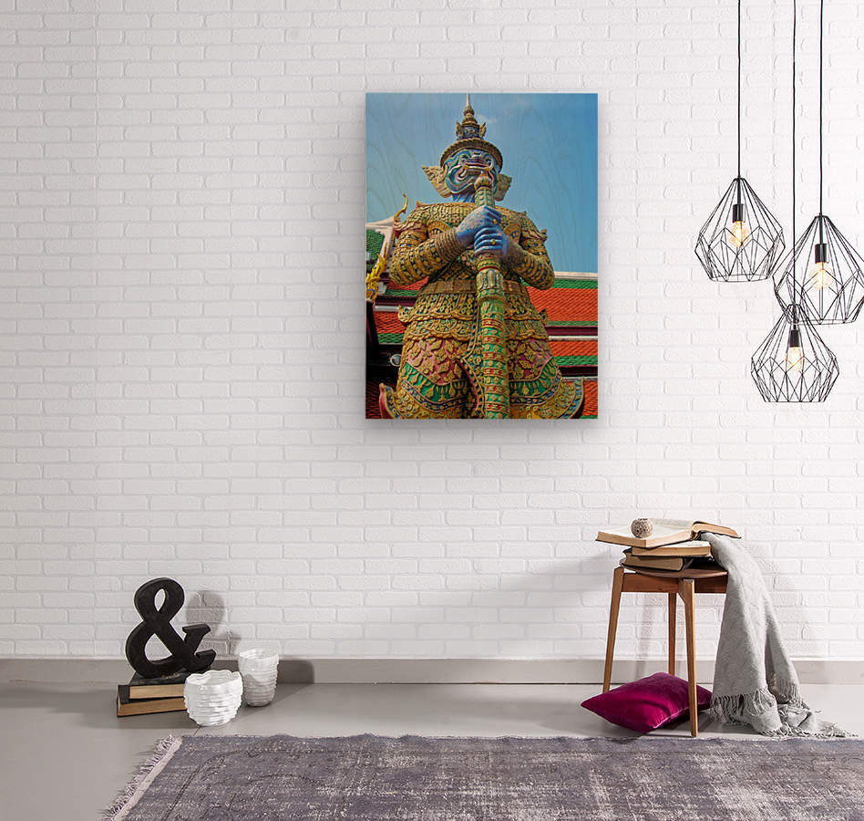 Thailand23  Wood print