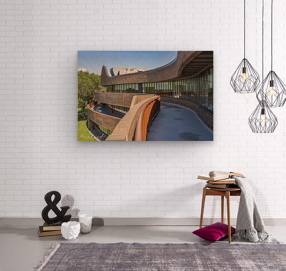 CityHall_IMG_2418  Wood print