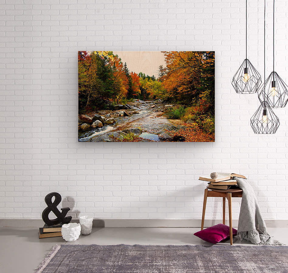 10.9.18 Fall  Wood print