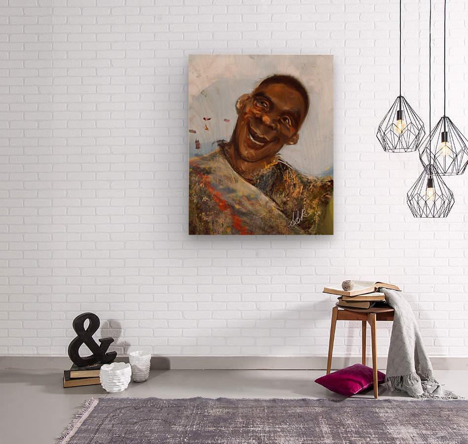 Boyo-Boyo  Wood print
