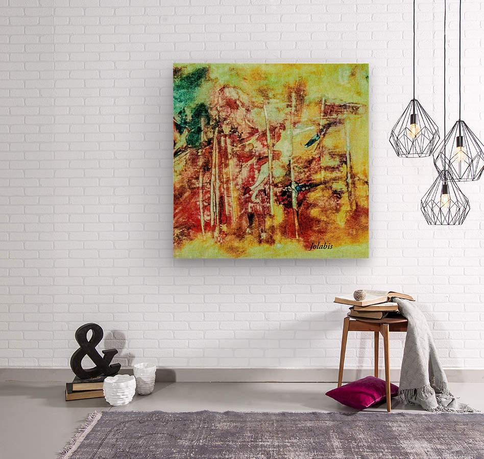 7747F122 E1DA 4AE8 9781 871A07137833  Wood print
