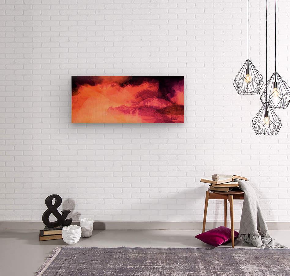 95045741 0846 4357 BA50 D43201DECBB9  Wood print