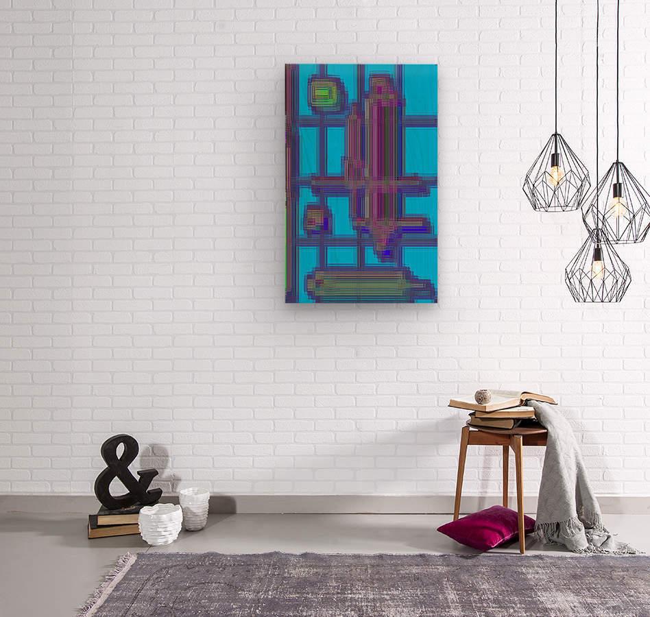 The Kunstruct  Wood print