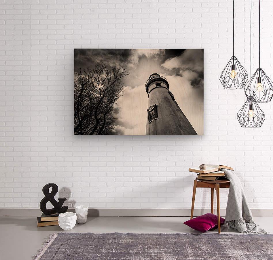 Marblehead Lighthouse 2  Wood print