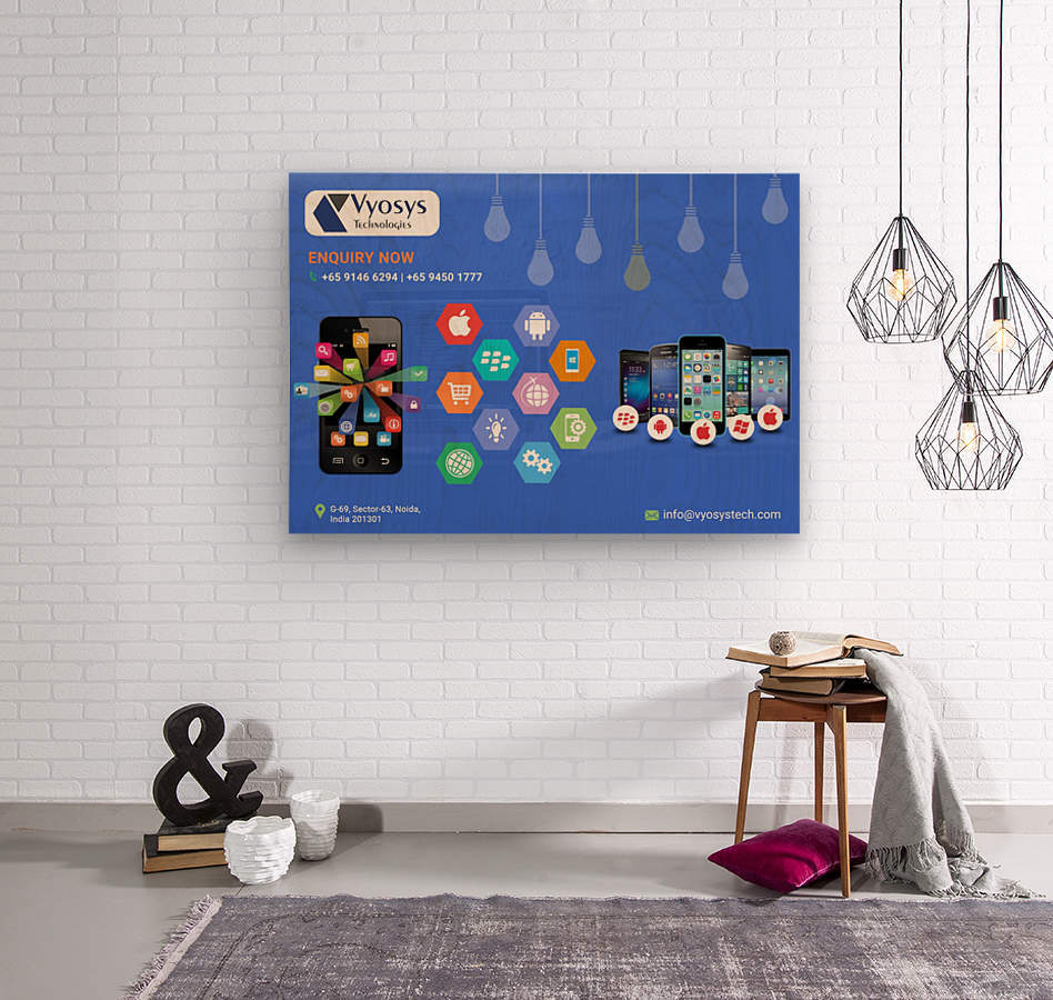 Android App Development Company In Noida  Wood print
