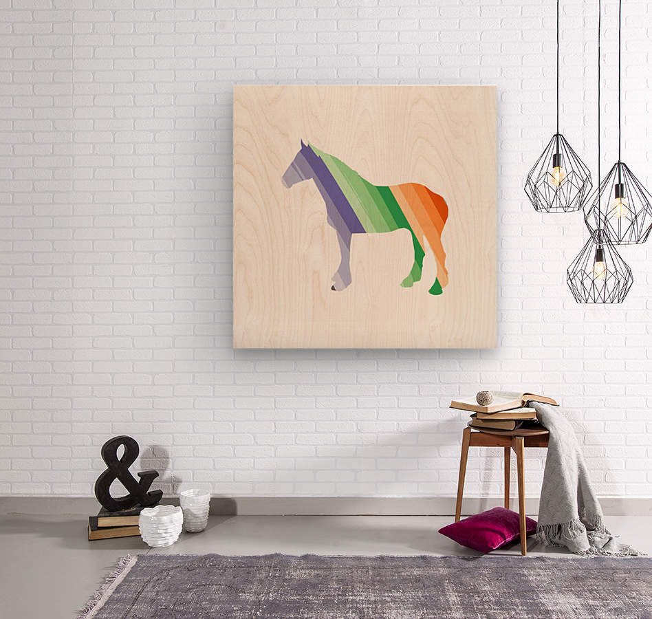 Abstract art (3)_1558001661.3447  Wood print