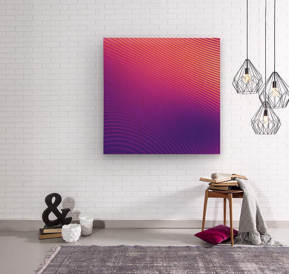 Abstract (27)  Wood print