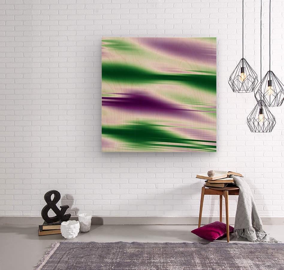 Abstract (29)  Wood print