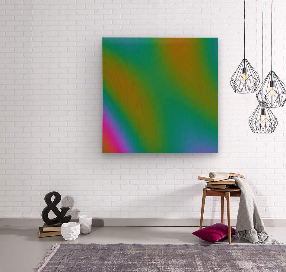 Cool Design (64)  Wood print