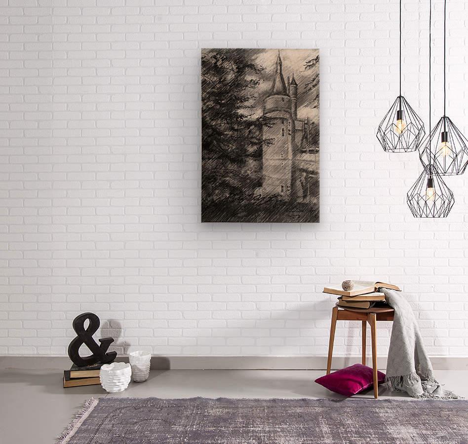 Wijk bij Duurstede – 13-05-19  Wood print