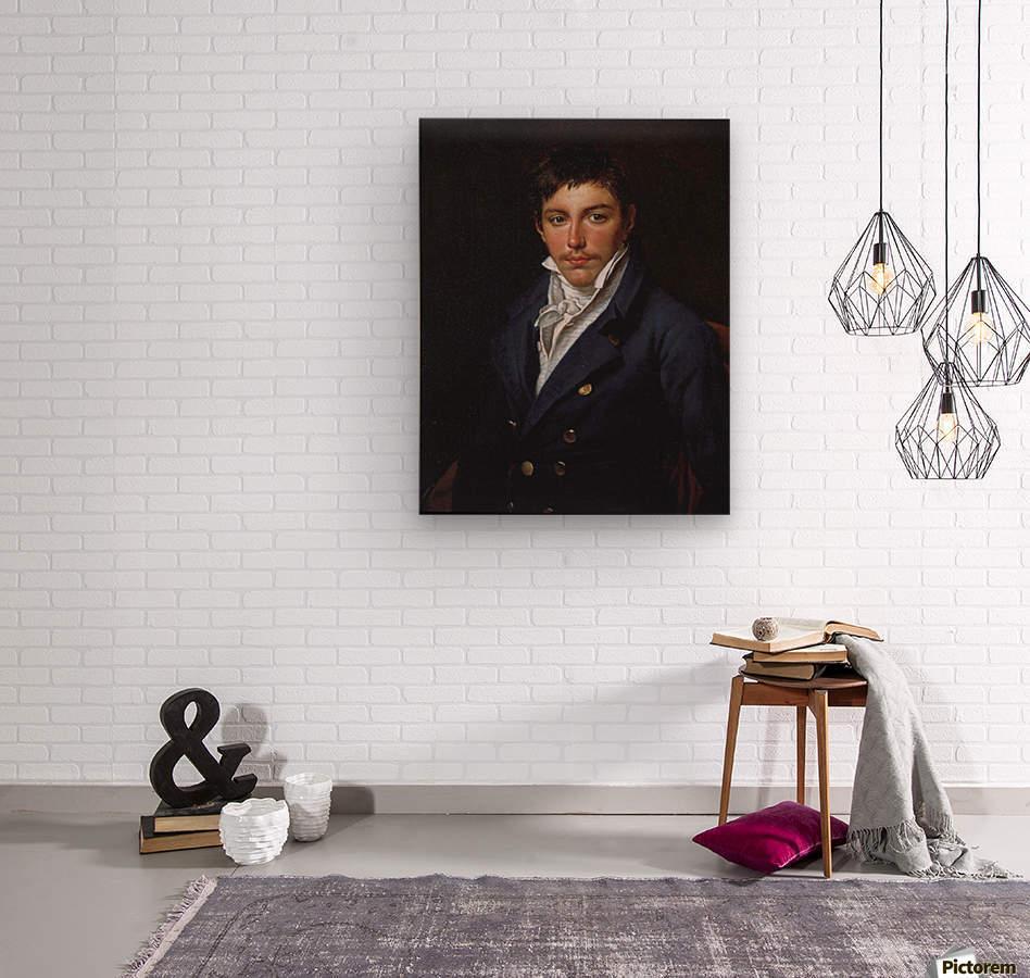 Francois Antoine  Wood print