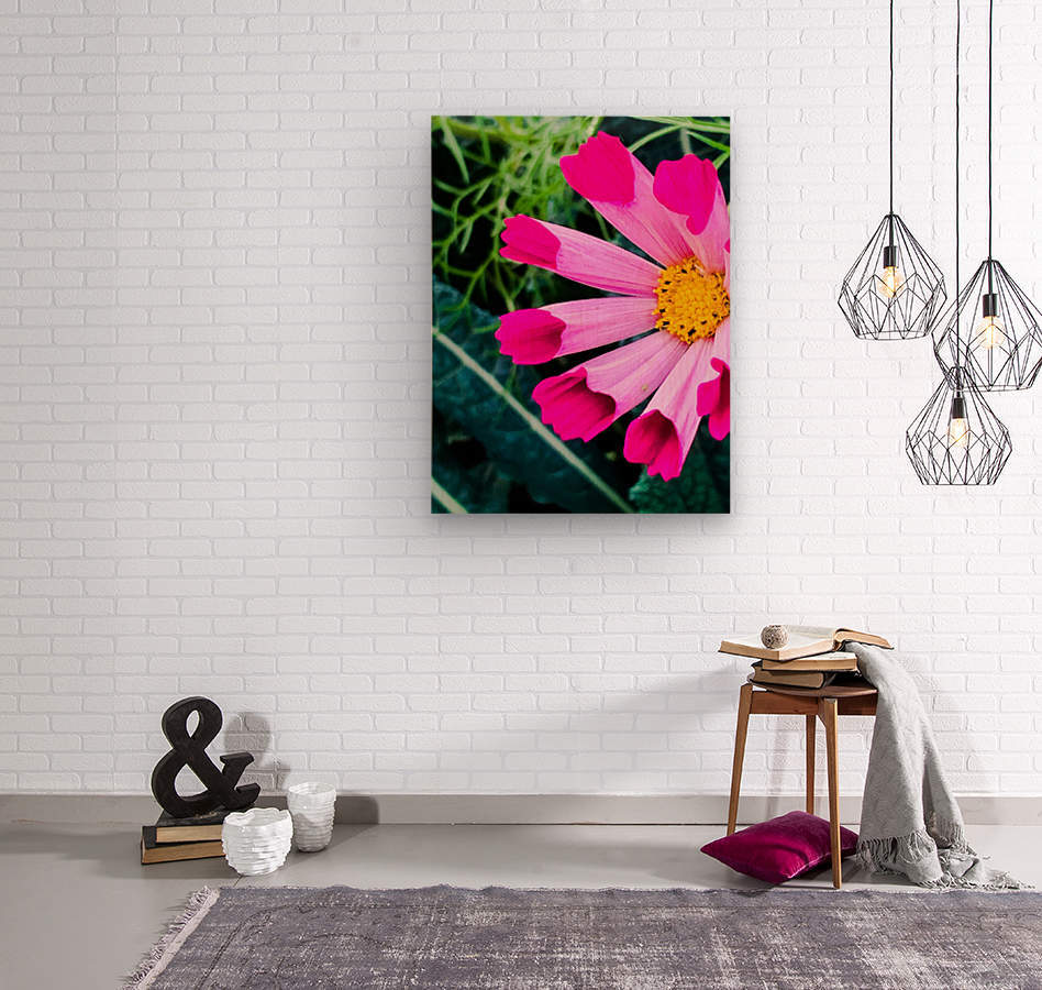 Flowers are gorgeous   Impression sur bois
